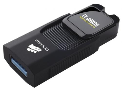 Usb-флешка Corsair Flash Voyager Vega 16GB, черная, вид 5