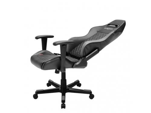 Игровое компьютерное кресло DXRACER OH/DF73/N, черный, вид 5