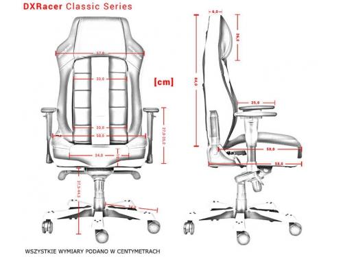 Компьютерное кресло DXRacer OH/CE120/N