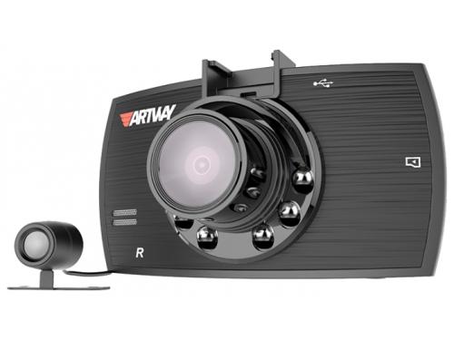 Автомобильный видеорегистратор Artway AV-520 (с экраном), вид 2