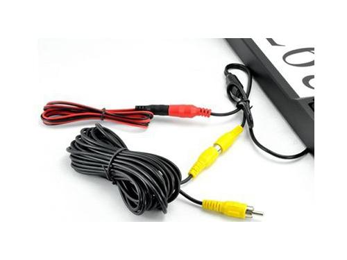 Камера заднего вида Silverstone F1 Interpower IP-616 IR, универсальная, вид 3