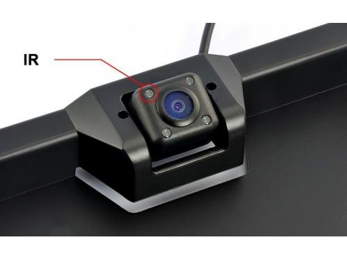 Камера заднего вида Silverstone F1 Interpower IP-616 IR, универсальная, вид 4