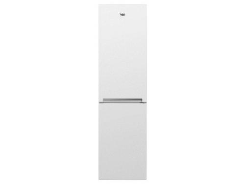 Холодильник Beko RCSK 335M20W с нижней морозильной камерой, вид 1