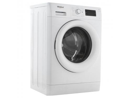 Стиральная машина Whirlpool FWSG61053WV RU, белая, вид 1