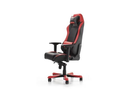 Компьютерное кресло DXRacer OH/IS11/NR, черно-красное, вид 1