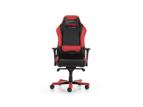 Компьютерное кресло DXRacer OH/IS11/NR, черно-красное, вид 2