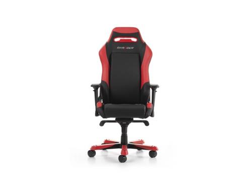 Компьютерное кресло DXRacer OH/IS11/NR, черно-красное, вид 3