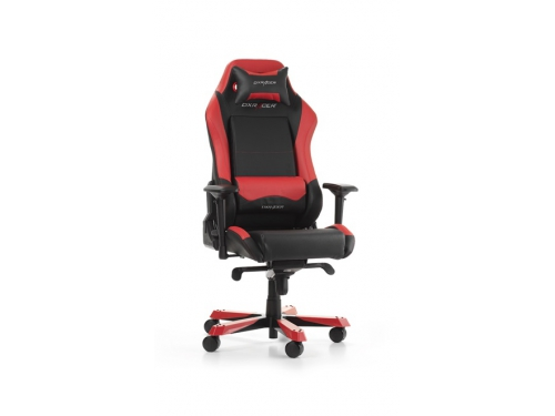 Компьютерное кресло DXRacer OH/IS11/NR, черно-красное, вид 4