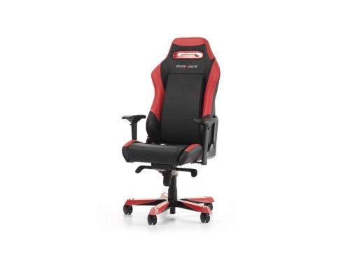 Компьютерное кресло DXRacer OH/IS11/NR, черно-красное, вид 5