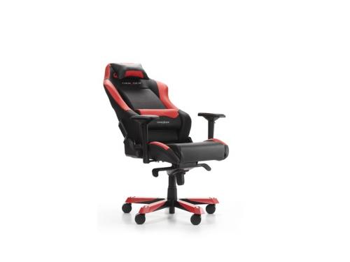Компьютерное кресло DXRacer OH/IS11/NR, черно-красное, вид 6