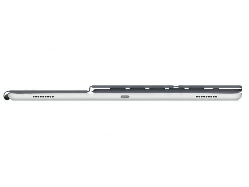 Клавиатура Apple Smart Keyboard  для iPad Pro (MNKT2RS-A) черная, вид 4