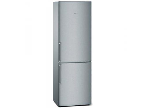Холодильник Siemens KG36VXL20R серебристый, вид 1