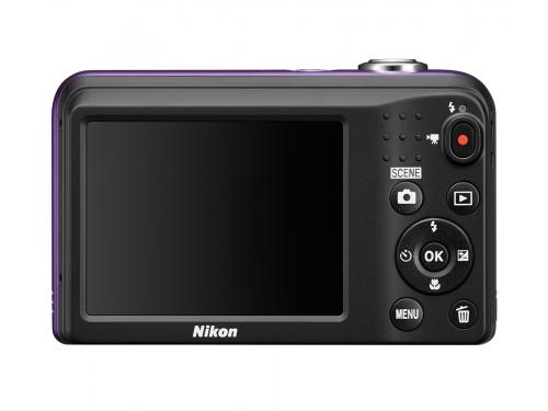 Цифровой фотоаппарат Nikon Coolpix A10, чёрный, вид 2