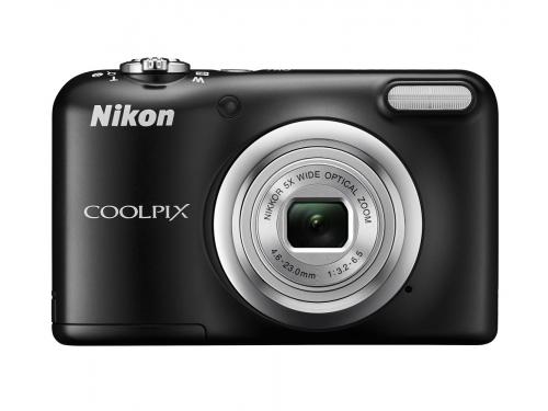 Цифровой фотоаппарат Nikon Coolpix A10, чёрный, вид 4