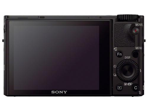 Цифровой фотоаппарат Sony Cyber-shot DSC-RX100M3, черный, вид 2