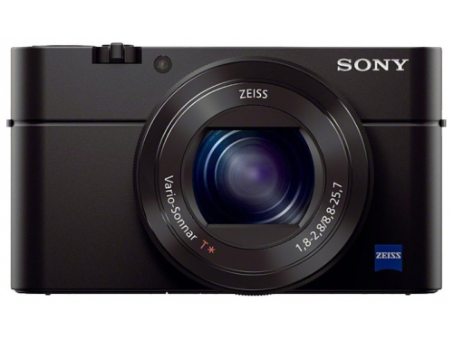 Цифровой фотоаппарат Sony Cyber-shot DSC-RX100M3, черный, вид 1