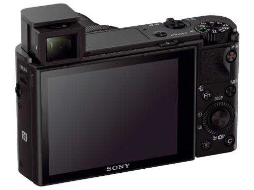 Цифровой фотоаппарат Sony Cyber-shot DSC-RX100M3, черный, вид 4