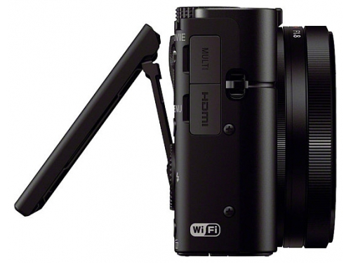 Цифровой фотоаппарат Sony Cyber-shot DSC-RX100M3, черный, вид 5