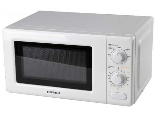 Микроволновая печь Supra MWS-2125MW белая, вид 1