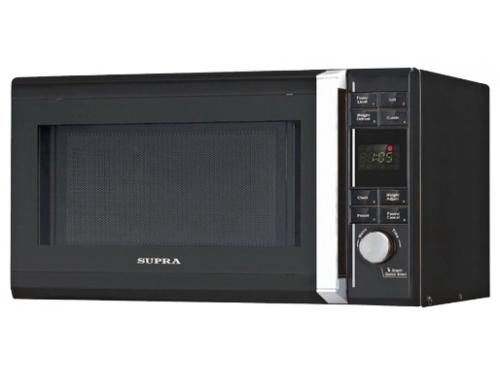 Микроволновая печь Supra MW-G2232TB черная, вид 1
