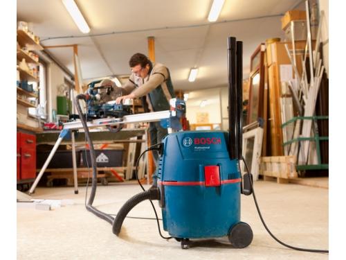 Строительный пылесос Bosch GAS 20 L SFC, 0.601.97B.000, вид 9