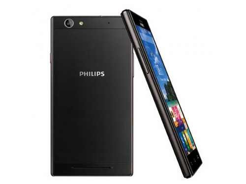 Смартфон Philips S616 16Gb LTE, Black, 2Sim, вид 3