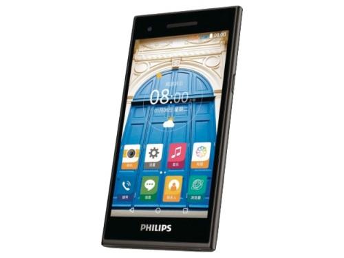 Смартфон Philips S396 8Gb LTE, Black, 2Sim, вид 1