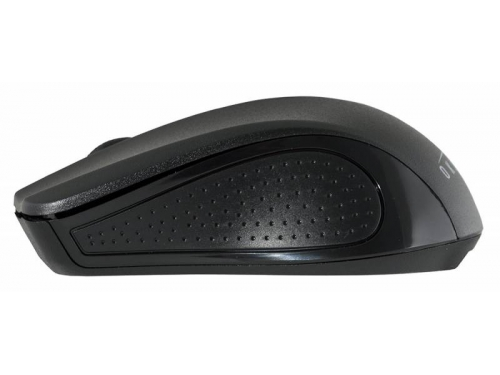 Мышь Oklick 485MW оптическая (1200dpi) беспроводная USB, черная, вид 2