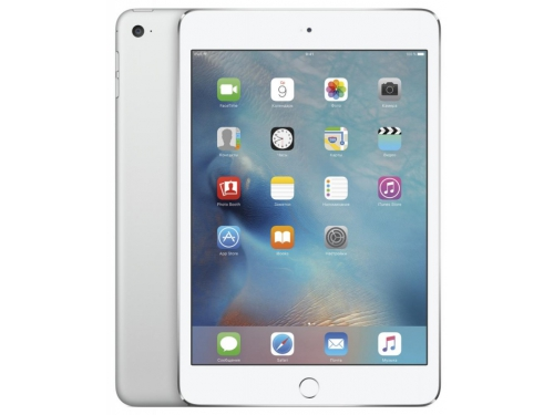 Планшет Apple iPad mini 4 Wi-Fi 128GB, Silver , вид 1