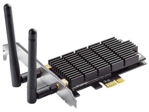Адаптер Wi-Fi TP-Link Archer T6E PCI-E 802.11ac, вид 1