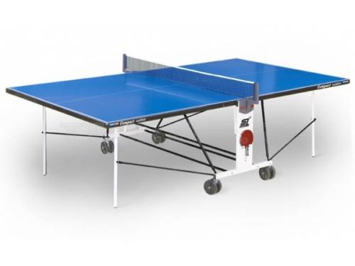 Стол теннисный Start line Compact Outdoor LX2, с сеткой, вид 1