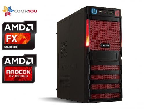 Системный блок CompYou Home PC H555 (CY.585858.H555), вид 1