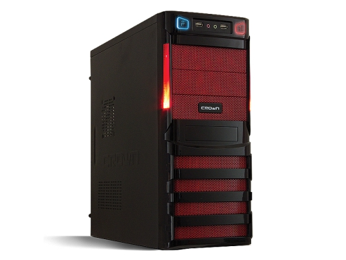 Системный блок CompYou Home PC H555 (CY.585858.H555), вид 2