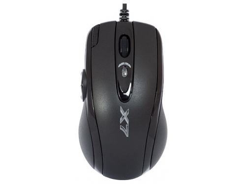Мышка A4Tech XL-755BK черная, вид 1