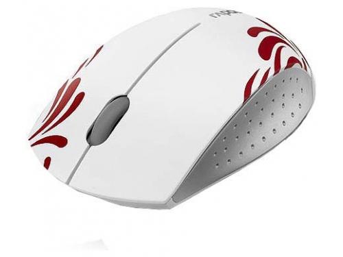 Мышка Rapoo 3300p White USB, вид 3