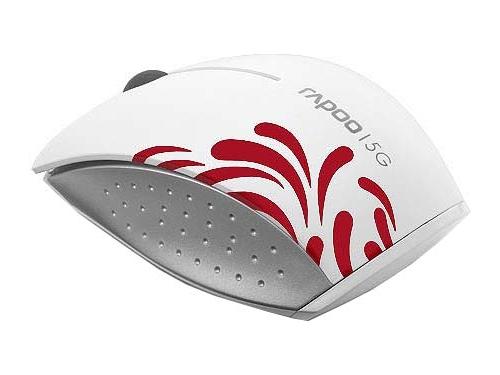 Мышка Rapoo 3300p White USB, вид 4
