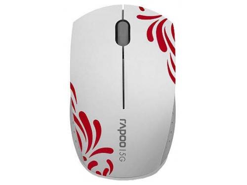 Мышка Rapoo 3300p White USB, вид 1