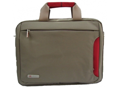 Сумка для ноутбука Obosi 811A060, бежевая, вид 4