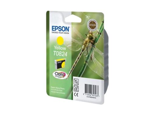 Картридж EPT11244A10 Стрекоза Yellow, вид 1