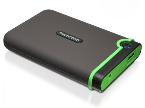 Жесткий диск Transcend TS500GSJ25M3 500Gb USB3.0, вид 1
