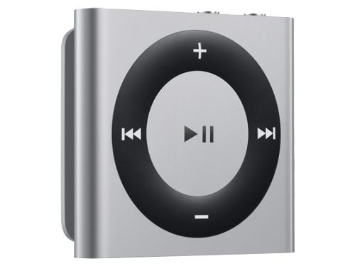 Аудиоплеер Apple iPod Shuffle 2GB, White/Silver (MKMG2RU/A), вид 3