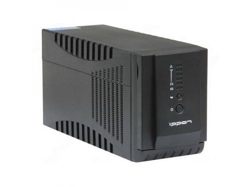 Источник бесперебойного питания Ippon Smart Power Pro 1000 Black, вид 1