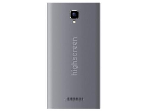 Смартфон Highscreen Boost 3 серый, вид 5