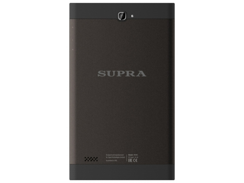 Планшет SUPRA M848G,  8GB, Wi-Fi, 3G,  Android 4.4, черный, вид 2