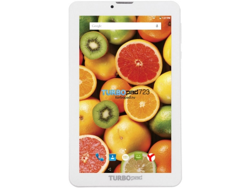 ������� TurboPad 723,  8GB, Wi-Fi, 3G,  Android 5.1, ����� [��00020447], ��� 1