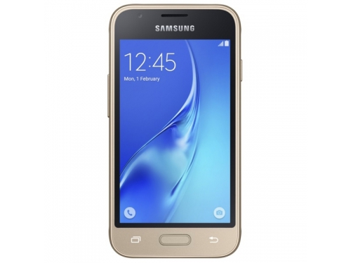 Смартфон Samsung Galaxy J1 Mini SM-J105H Gold, вид 1