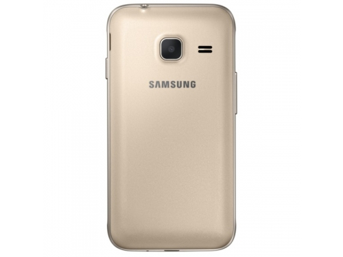 Смартфон Samsung Galaxy J1 Mini SM-J105H Gold, вид 4
