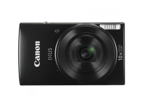 Цифровой фотоаппарат Canon Digital IXUS 180 Black, вид 2