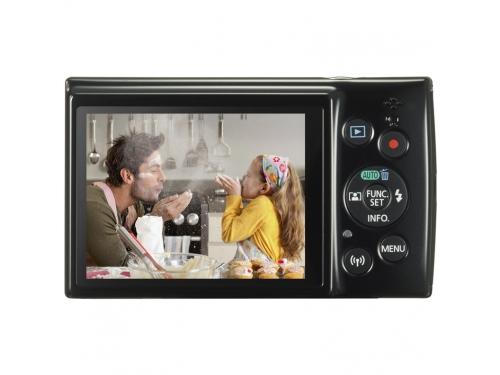 Цифровой фотоаппарат Canon Digital IXUS 180 Black, вид 3