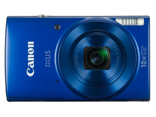 Цифровой фотоаппарат Canon IXUS 180 Blue, вид 1